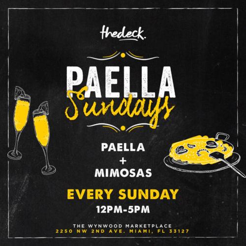 Paella-Sundays