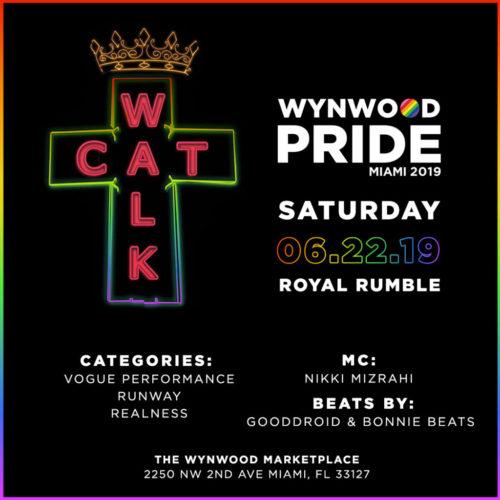 Catwalk Saturday